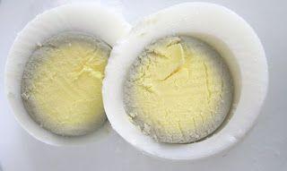 Un anneau vert bizarre dans vos œufs durs ? Voici ce quil signifie