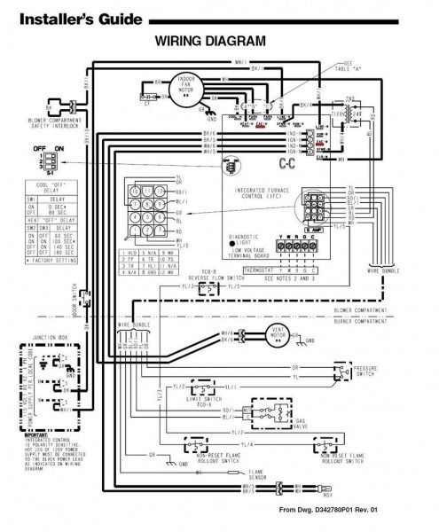 Trane Wiring Diagram : trane, wiring, diagram, Trane, Troubleshooting, Trane,, Diagram,, Kokopelli