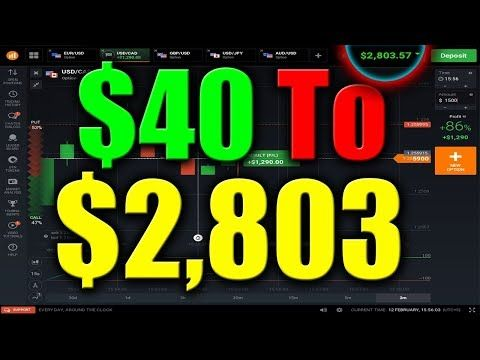 How To Make Money Iq Option