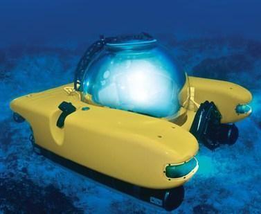 Submarino particular