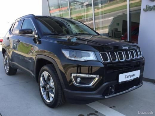 Jeep Compass 1 4 Multiair 2 170k 4wd 9at Limited Bazar Sk Jeep