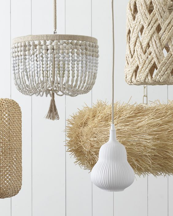 Malibu Chandelier - Lighting | Serena and Lily