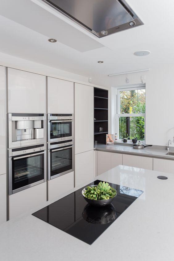 3d küchenplaner nobilia sammlung pic der dbacbecbeeaa white gloss kitchen grey worktop handleless
