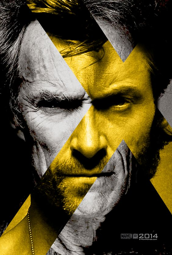 x men days of future past old man logan poster not sure if this is fan made or not cause the. Black Bedroom Furniture Sets. Home Design Ideas