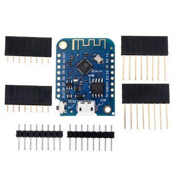 D1 Mini V2.2.0-WIFI Internet Of Things Development Board Based ESP8266 4MB FLASH