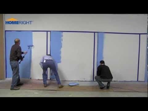 HomeRight Paint Off with the PaintStick EZ-Twist