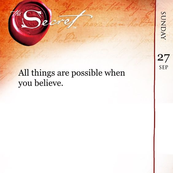 When you believe :) #believe #loa #lawofattraction #thesecret #wisdom #amazing #awesome #wisdom #quote