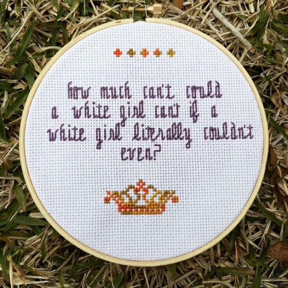 50 Cross Stitch Patterns To Show Off Your Personality: