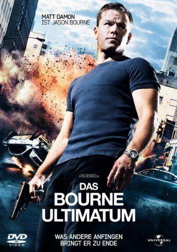 Das Bourne Ultimatum * IMDb Rating: 8,1 (285.045) * 2007 USA,Germany * Darsteller: Matt Damon, Julia Stiles, David Strathairn,