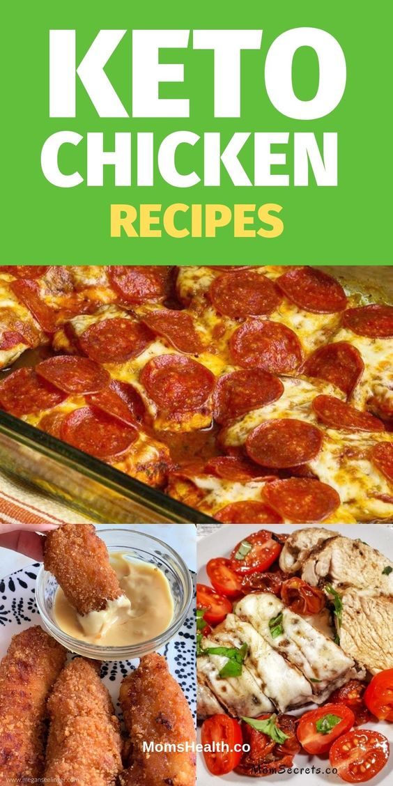 Easy Keto Chicken Recipes for a Quick Low Carb Dinner or Lunch