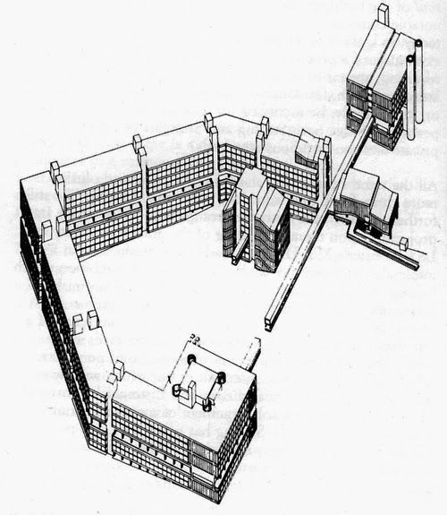 Universidad de Sheffield. Alison&Peter Smithson | Sheffield, Arquitectura,  Proyectos