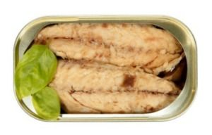 Canned Mackerel- we have waaaay too much of this stuff. Time to get creative!