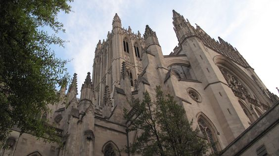 Cathédrale Nationale, Washington, États-Unis