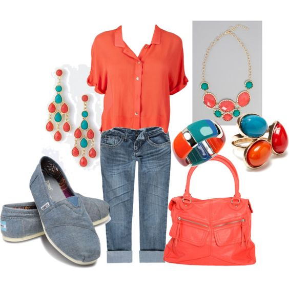 So cute for an afternoon of shopping and lunch with friends