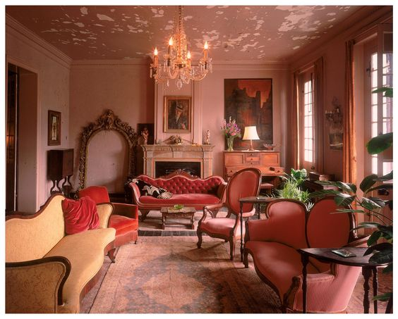 New Orleans Interiors And The Beauty On Pinterest