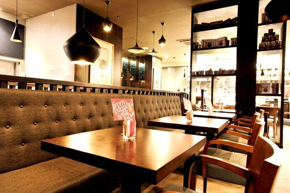 Kahve Dünyası, London, Istanbul, Cafe, Bakery, Coffee, Restaurant, Toner Mimarlik, Architects, Interior Design, Architecture