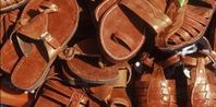 How to Make Leather Sandals | eHow.com