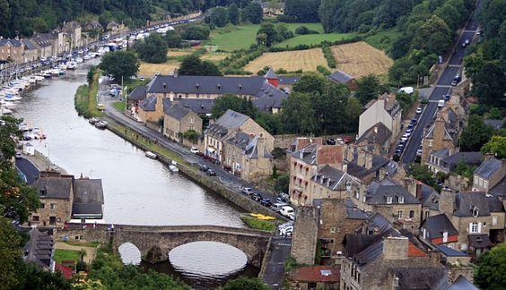 Dinnan  (Francia) Fotografía: atila, vía FocoFijo.com