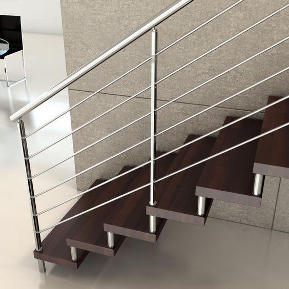 Pasamanos para escaleras un detalle que lo cambia todo for Pasamanos de escaleras