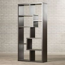 Cube Storage Shelves Unit Bookcase Wood Shelf Organizer Modern Living Room Decor