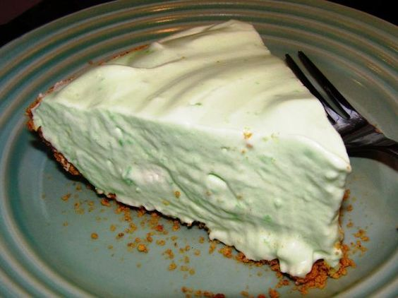 Key lime pie - 2 points a slice