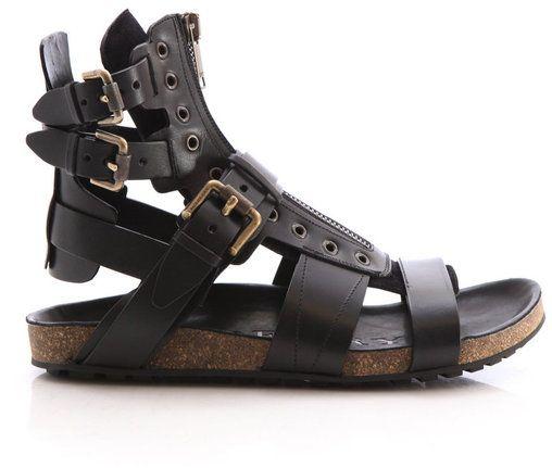 Burberry Prorsum S/S 11 Men's Gladiator Sandals. I'm filing these under #shoesiwouldliketofuck #729