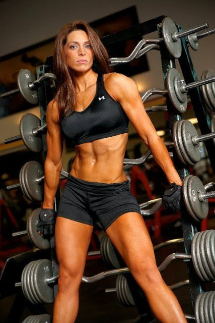Angelina Masino - Female Fitness