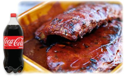 Coca-Cola Glazed Baby Back Ribs