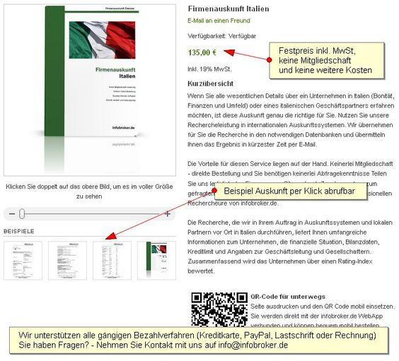 Firmenauskunft Italien Bonitatsauskunft Italienischer Unternehmen Unternehmungen Italien Ungarn