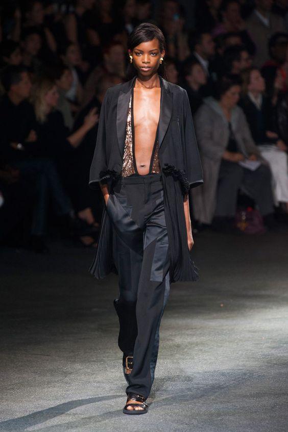 Givenchy - Verão 2014 #PFW