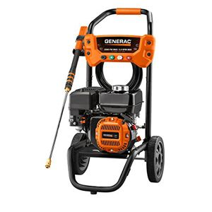 Generac 6921 is a very easy to handle pressure washer.