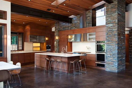 """One Kindesign on Twitter: """"Fabulous Mountain Modern Digs in North Lake Tahoe https://t.co/hEyH0A70jc https://t.co/R81oEzONSm"""""""