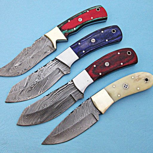 Pin On Hand Made Hunting Knives