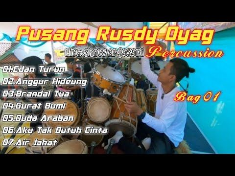 Rusdy Oyag Full Album Bag1 Live Show Arjasari Youtube Lagu