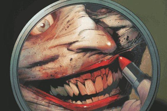 Los cómics de Batman convertidos en GIF espeluznantes
