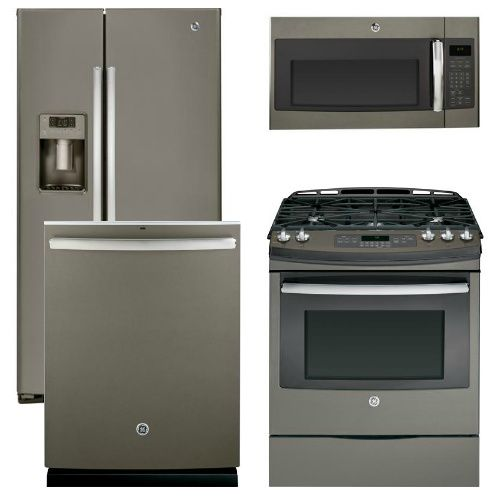 Package Fd8 Ge 4 Piece Appliance Package Gas