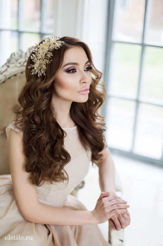 Enjoyable Beautiful Hairstyle For Long Hair And Hairstyles On Pinterest Short Hairstyles Gunalazisus