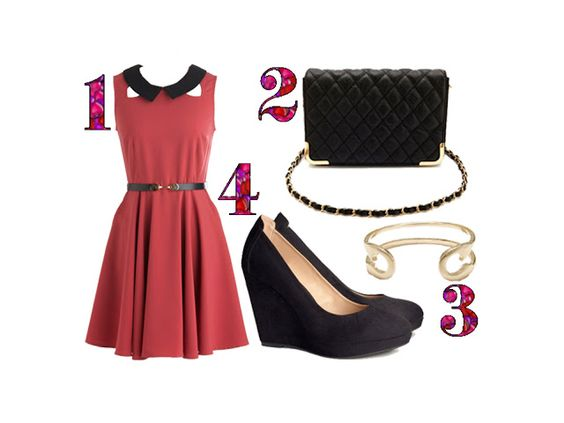 Valentine's Day Outfit Dresses For Women: