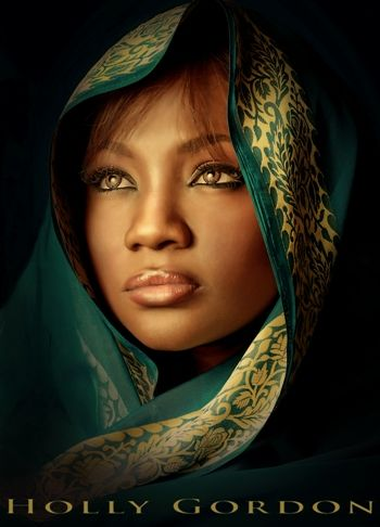 Model Mayhem Visual Cocktail | ... Blanchard the Haitian Beauty model actress Holly Gordon Photographer