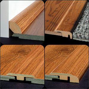 Floor Molding Diy Flooring, Laminate Flooring Molding Installation