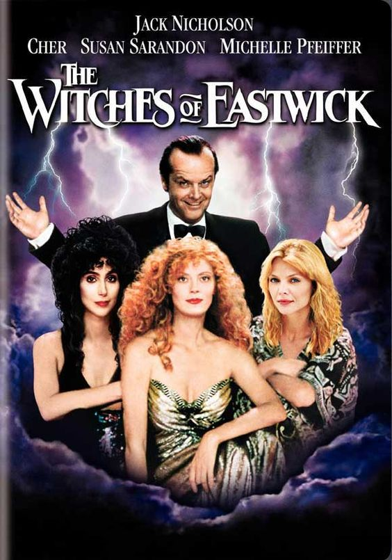 'The Witches of Eastwick'.