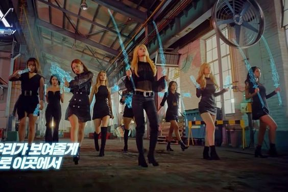 Watch: TWICE Transforms Into Fierce Warriors As Models For New Mobile Game