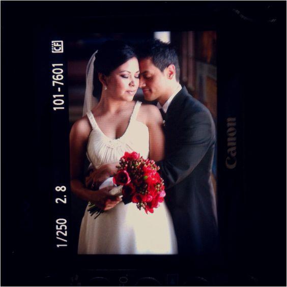 Karina + Sergio Wedding