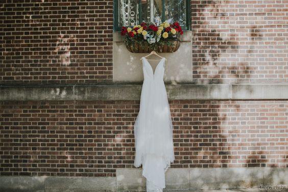 Getting Ready - Amy + Sean's Wedding - Saltwater Studios