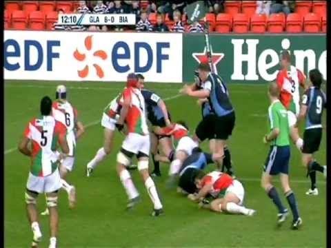 Johnnie Beattie Glasgow Highlights. 2010/11. Part 1/2.