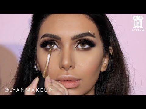 ليان ناصر Lyan Makeup Youtube Kendall Jenner Kourtney Kardashian Tasseled
