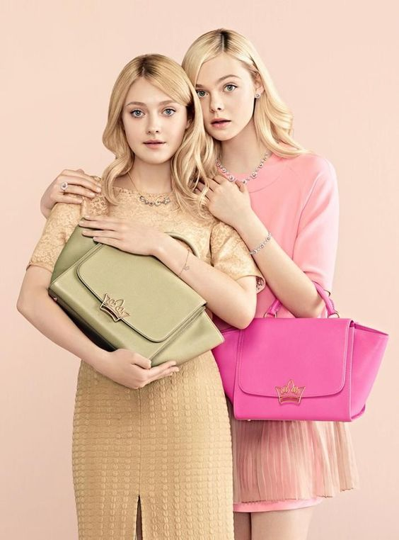 Image result for dakota and elle fanning photo shoot