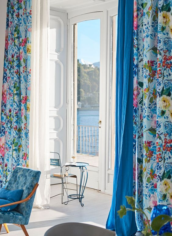 Stunning wallpapers and textiles by Designers Guild: Spring-Summer 2017   PUFIK. Beautiful Interiors. Online Magazine