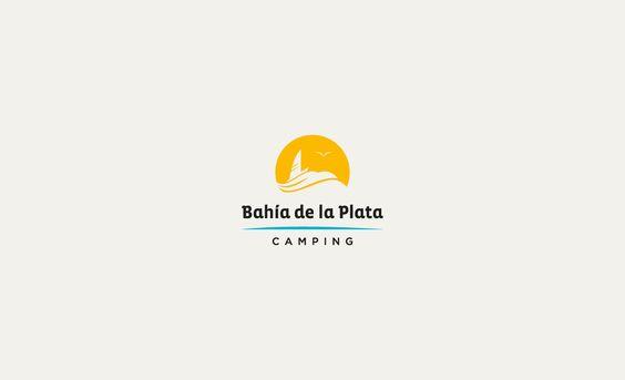 Logo Camping Bahía de la Plata