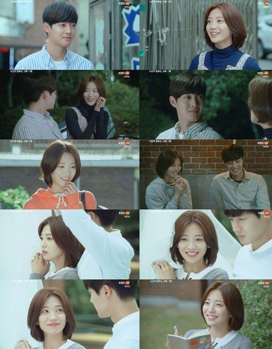 Spoiler When Time Stopped Ahn Ji Hyun The Rom Com Queen Korean Drama Kdrama Korean Shows